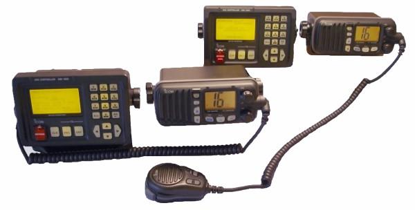 Funkgeräte für die Funkzeugnisse